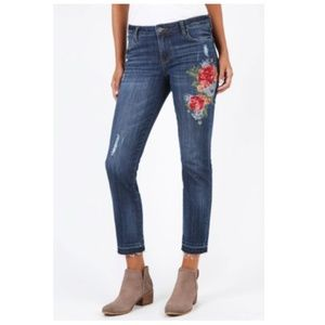 Kut from the Kloth | Reese Ankle Straight Jean
